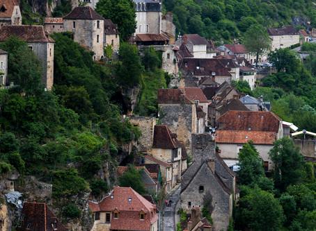 Visite de Rocamadour