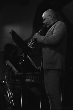PIERRE-OLIVIER GOVIN : saxes