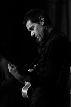 Jérome BARDE : guitare, compositions