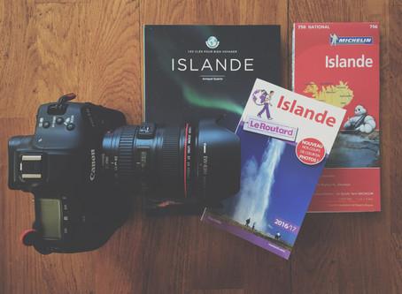 Road Trip en Islande - LES PREPARATIFS