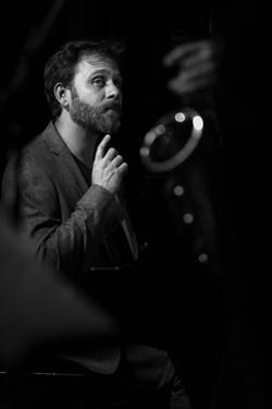 Vincent STRAZZIERI au piano