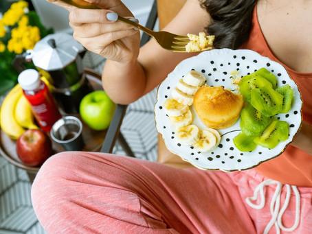 Café da manhã saudável: opções práticas para o dia a dia