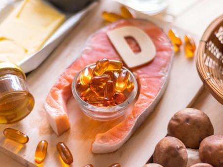 Vitamina D: tudo o que você precisa saber.