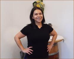 Kathrin: Küchenhilfe u. Reinigung