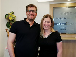 Silvia & Tobias: Unsere Gastgeber
