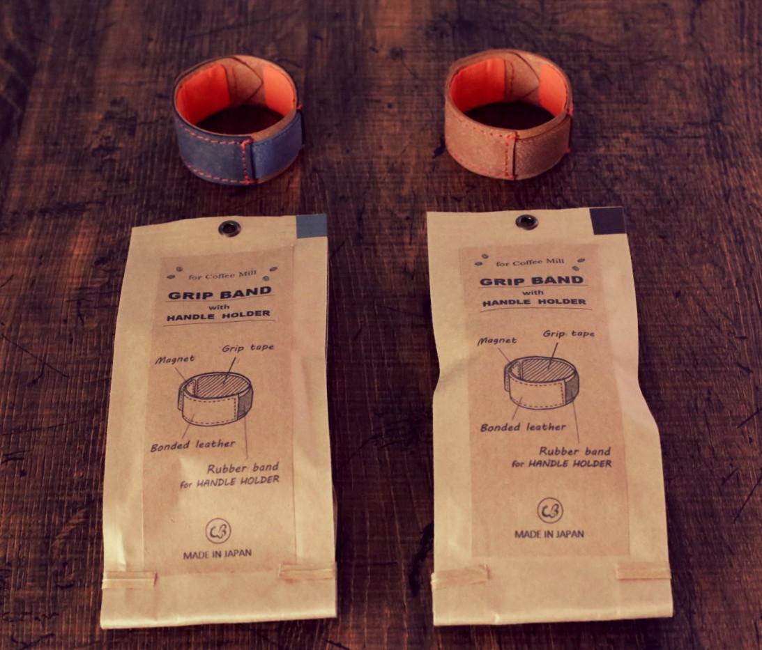 パッケージにもコーヒーグッズらしさを。