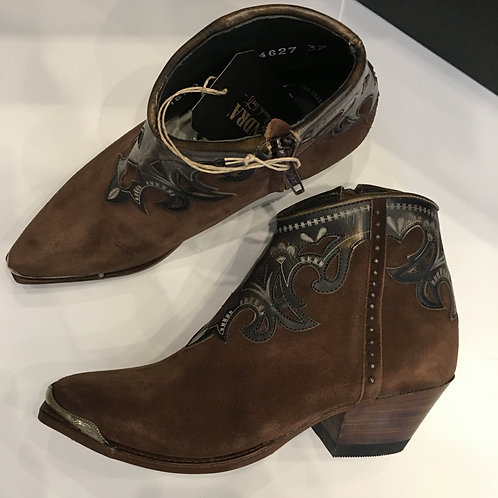 Low boots LIA SENDRA