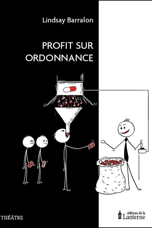 Lindsay BARRALON - Profit sur Ordonnance