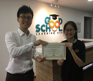 Good School Mentee Hwee Yan