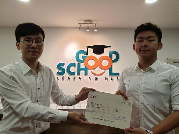 Good School Mentee Zizhan