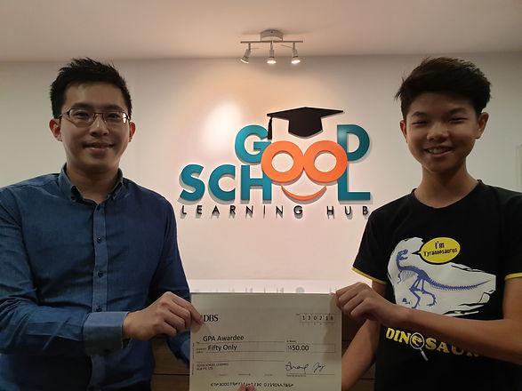 Good School Mentee Qing Long