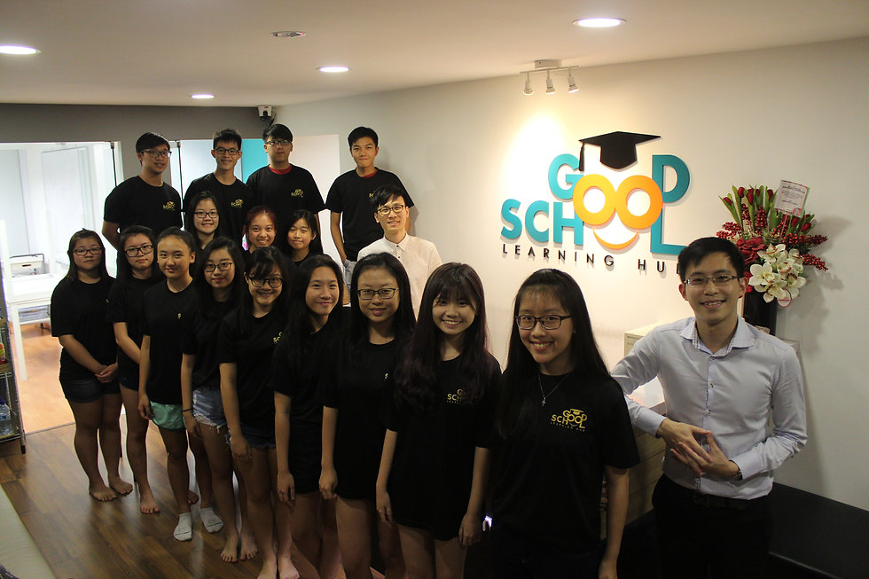 Good School Achievers 2016