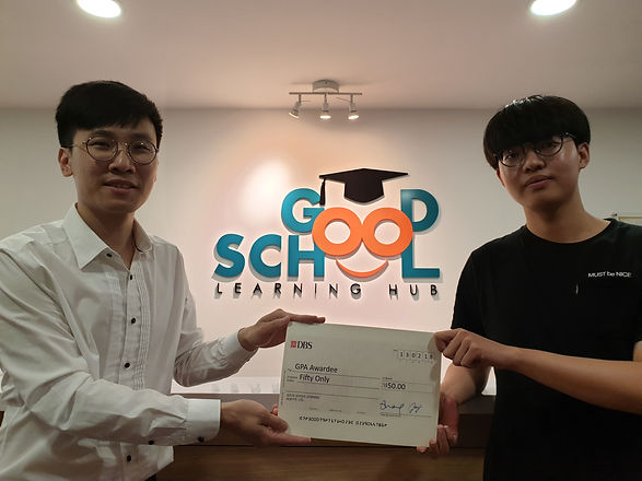 Good School Mentee Bohan