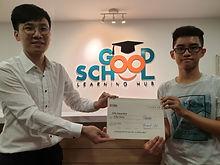 Good School Mentee Yee Chern