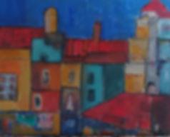 View from my studio Arles.jpg