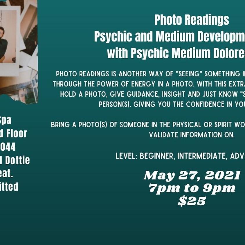 Psychic and Medium Development Class