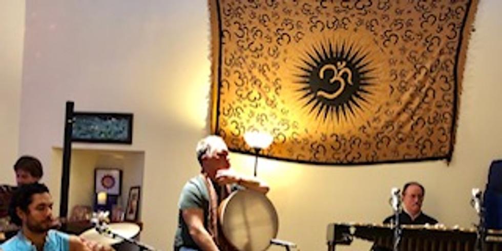 Bhakti the Future: Heart Centered Kirtan and Sound Healing