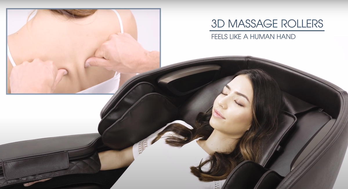 3D Massage Rollers