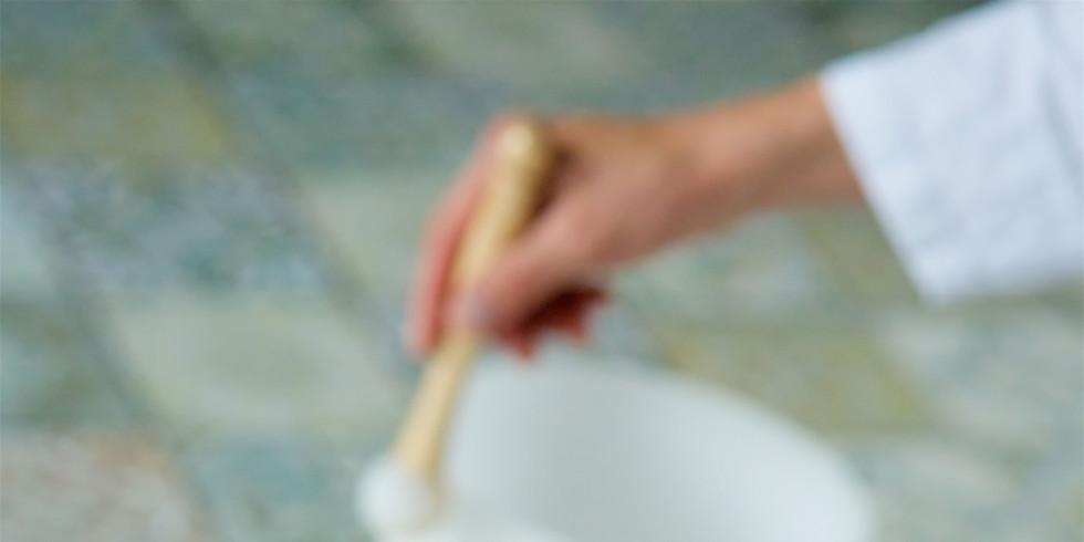 Salty Meditation enhanced with Singing Bowls