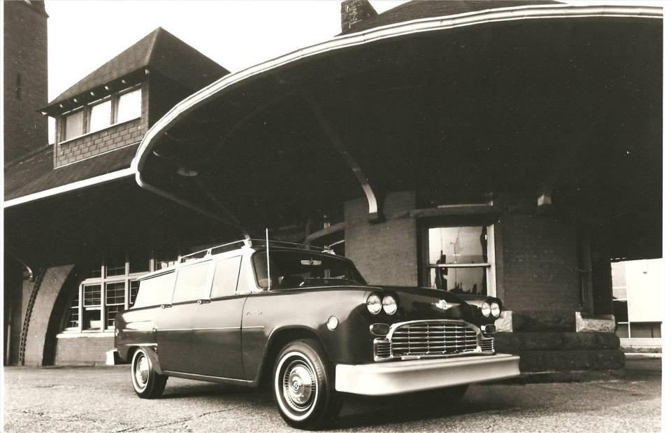 1974 Checker A12W Stationwagon