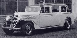 1936 Checker Model Y