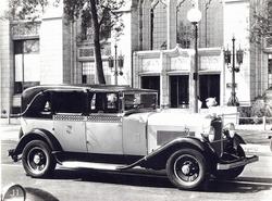 1929 Checker K6