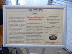 1906 Waltham