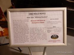 1986 Rolls Royce
