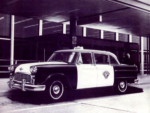 1963 Checker A11