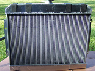 Replacing a Checker Radiator