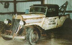 1937 Checker Model Y Conversion