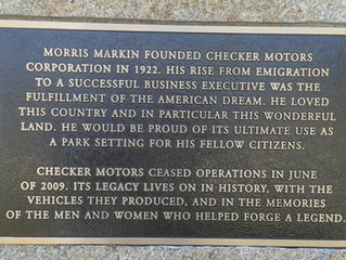 Markin Plaque Updated