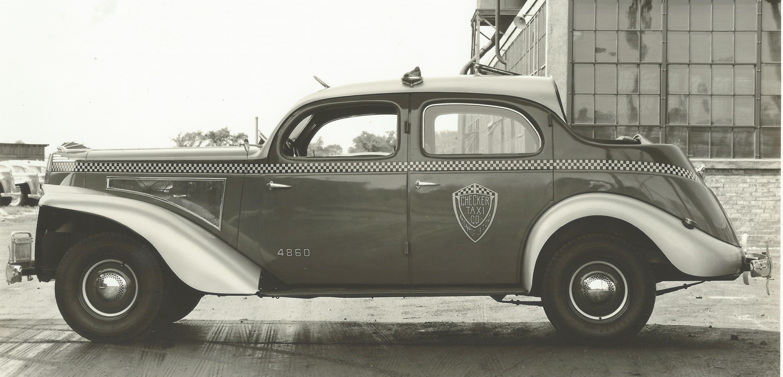 1940 Checker Model A Taxi