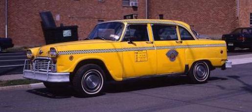 1982 Checker A11 NYC Taxi Betsy II