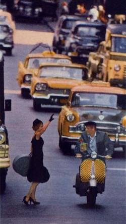 1956 Checker A-8 - Street Hail