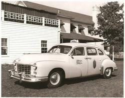 1950 Checker A4 Taxi