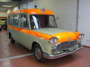 Chasing Ambulances: Swiss Mystery Solved