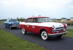1956 Checker A-8 Standard