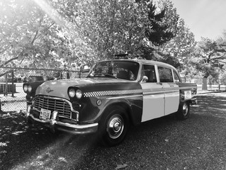 April 14 - Prescott Checker Cruise-In