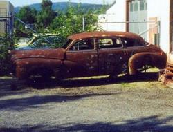 1948 Checker A2 - Sweden
