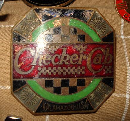 1920s Checker Emblem