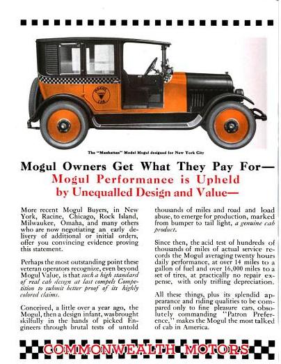 1922 Mogul Ad