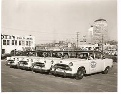 1956 Checker A-8 Cab Fleet