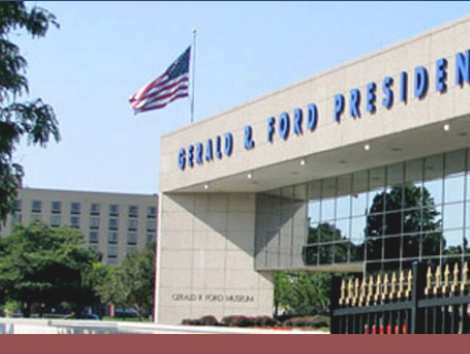 Gerald Ford Library Visit - Friday