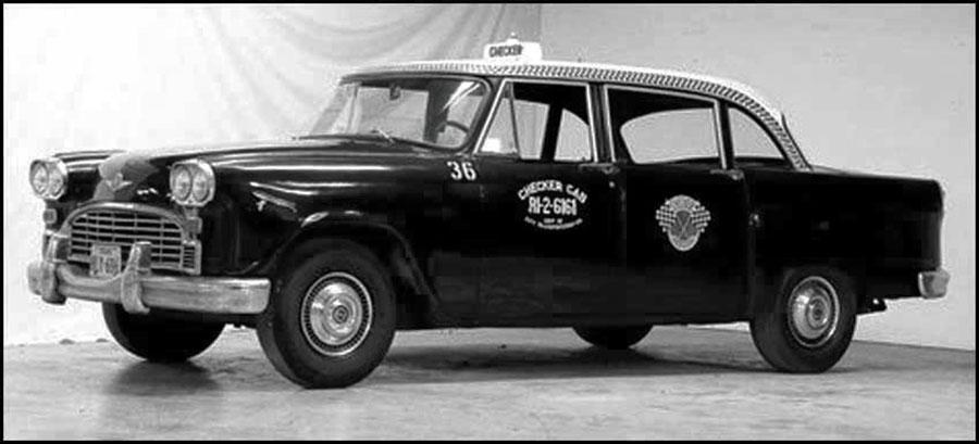 1962 Checker - Oswald Getaway Cab