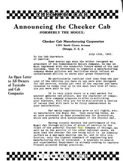 1922 Checker Announcement No 1.png