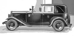 1929 Checker Model K