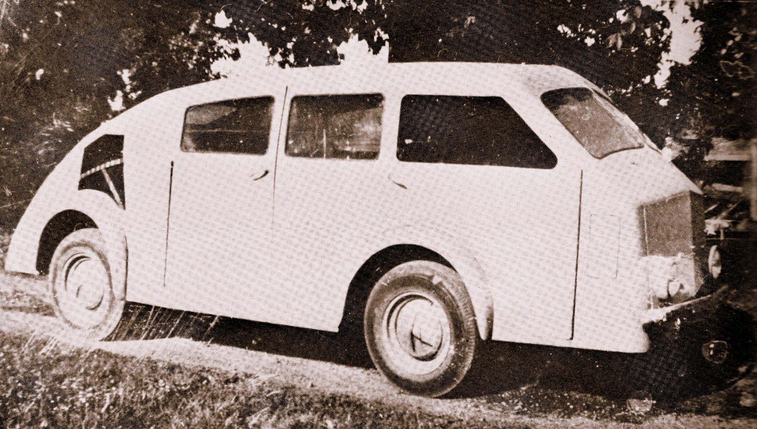 1946 Checker Model B Prototype