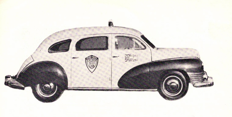 1946 Checker Model D Prototype