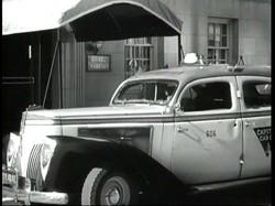 1939 Checker Model A - Wash DC
